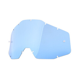 100% Replacement Lenses blue-clear
